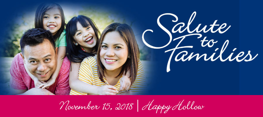 Salute to Families 2018