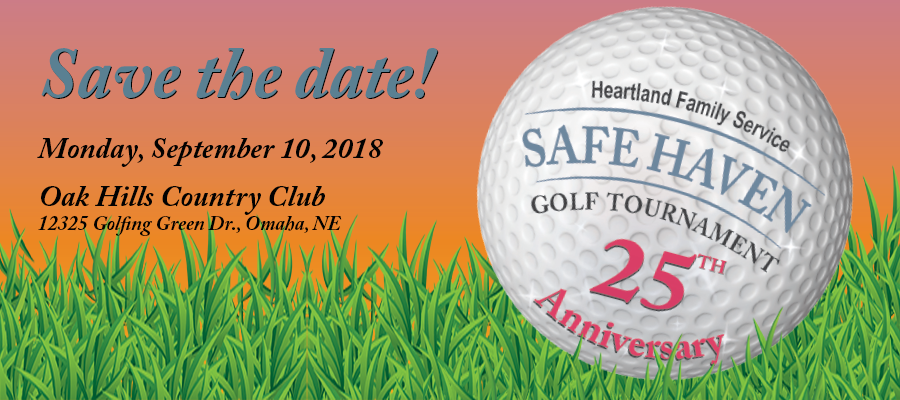 25th Annual Safe Haven Golf Tournament