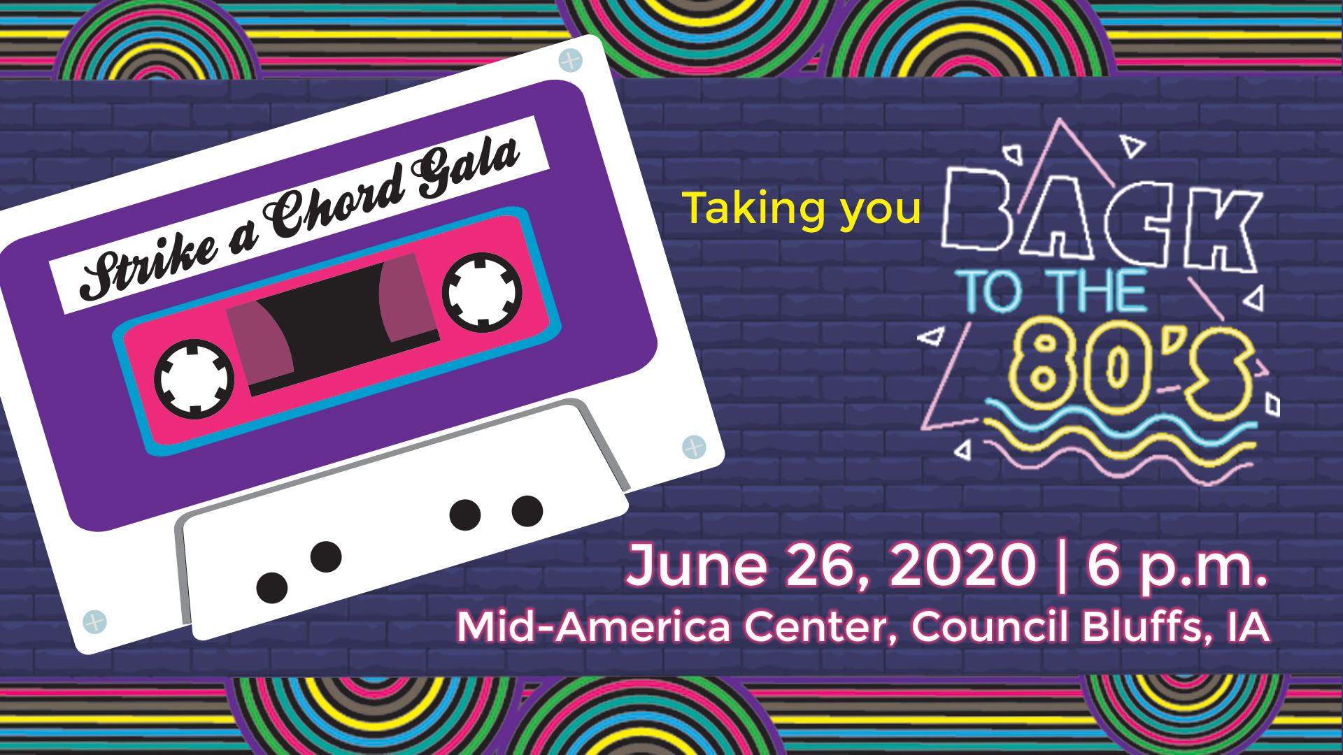 """""""Strike A Chord"""" Gala 2020"""