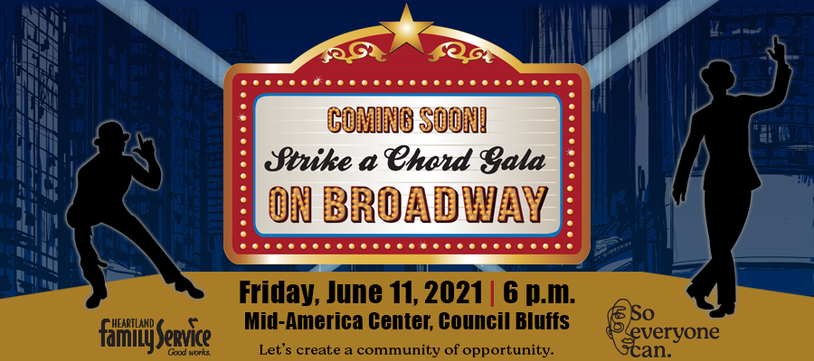 """Strike A Chord"" Gala - On Broadway"