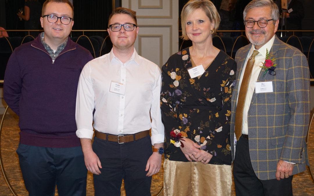 Families and family advocate honored at 2019 Salute to Families