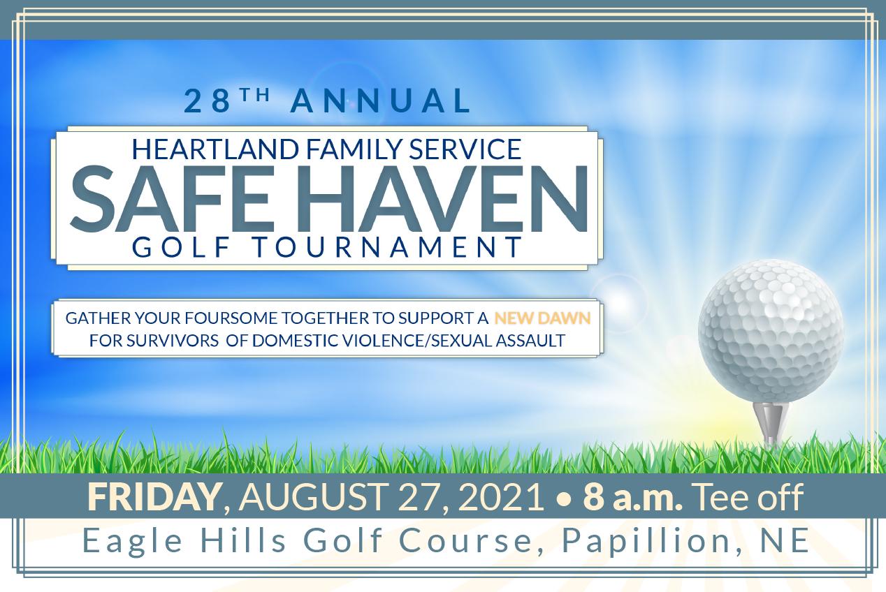 Safe Haven Golf Tournament 2021