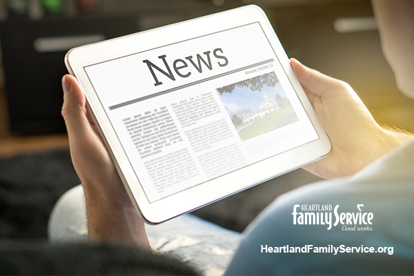 Heartland Family Service receives top award for diversity, inclusion efforts
