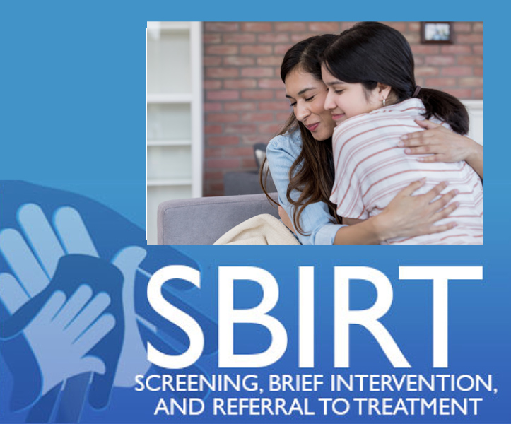 SBIRT Screening Tool Tests for Risk of Substance Use Disorders