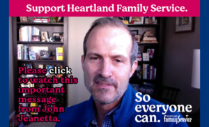 Supports HFS - Click here to play an important message from John Jeanetta.