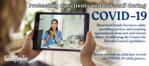 Protecting our clients and our staff during COVID-19