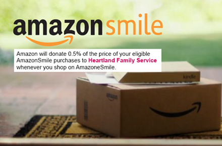 Amazon Smile photo of box