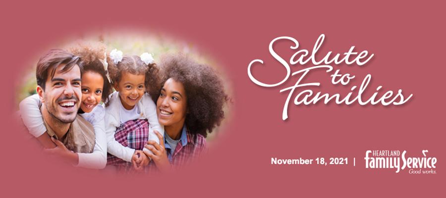 Salute to Families - Nov 18 2021